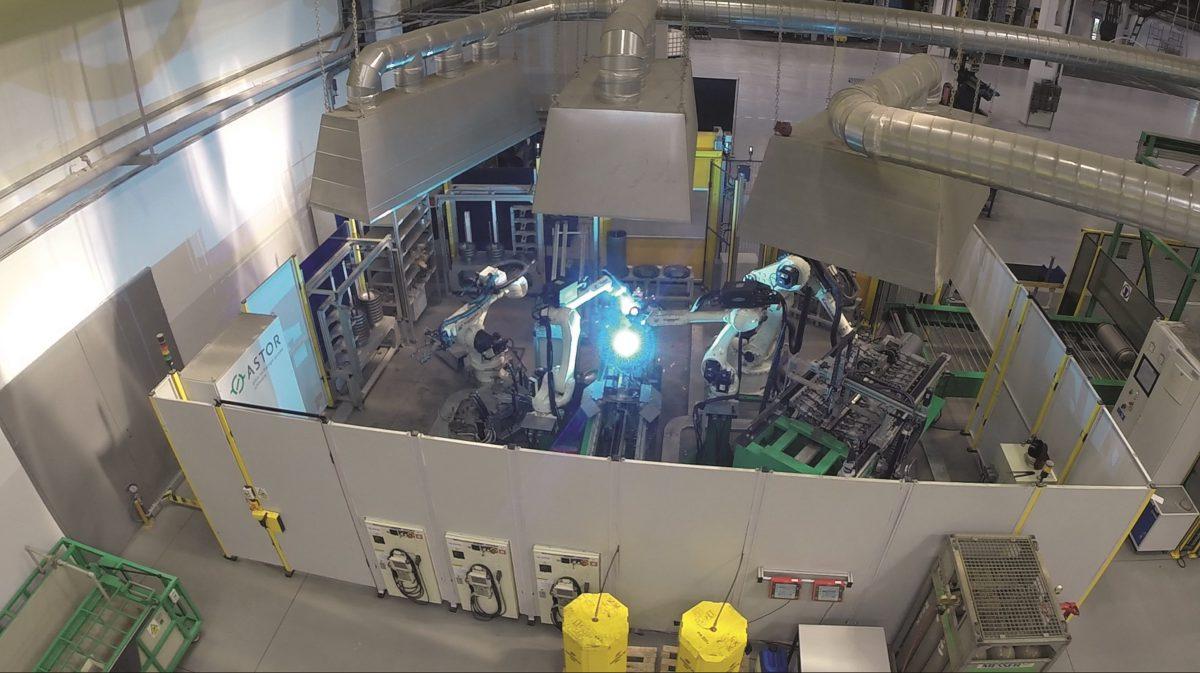 maszyna sztuczna inteligencja przemysł