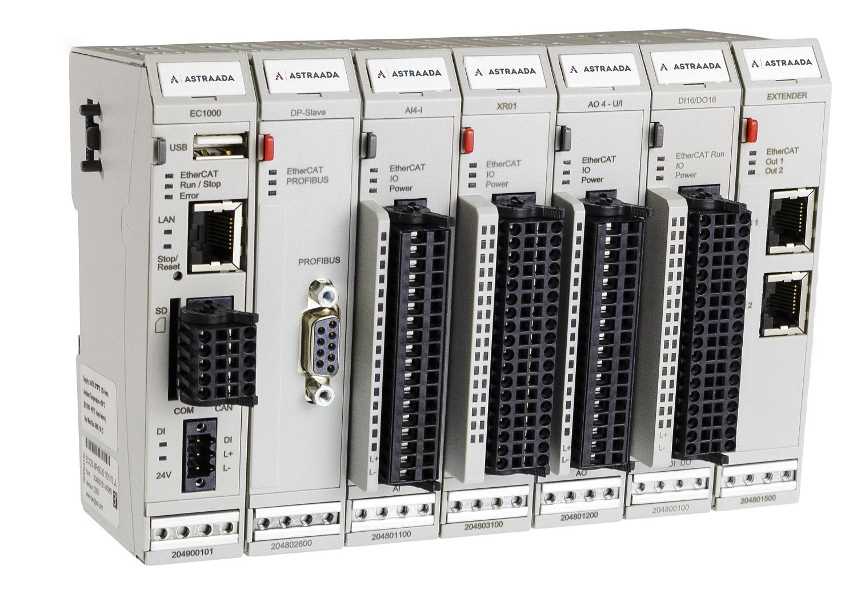 Astraada One EC1000 modulowy sterownik PLC