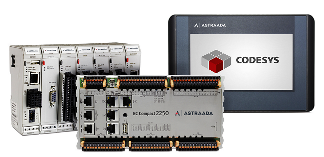 astraada one codesys