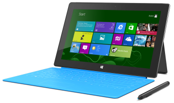 Workflow Surface tablet