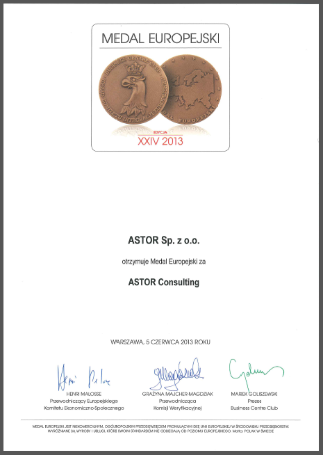 ASTOR Consulting