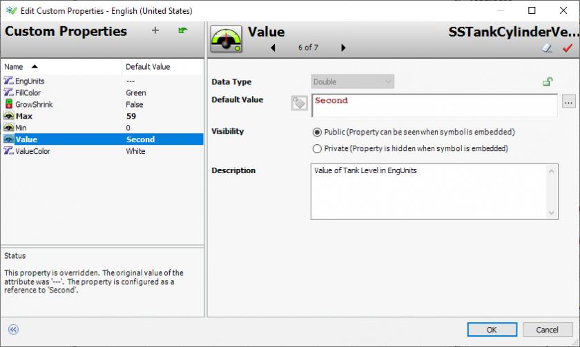 Przykład użycia Industrial Graphics w produkcie AVEVA Edge, źródło: AVEVA