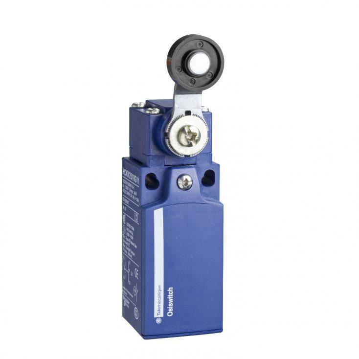 Przykładowa krańcówka typu 1 z oferty firmy Telemecanique, źródło: Schneider Electric
