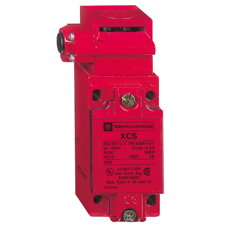 Przykładowa krańcówka typu 2 z oferty firmy Telemecanique, źródło: Schneider Electric