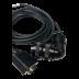 Kabel 3m do enkodera absolutnego silnika 1kW, 230V; 2…5.5kW, 400V 1