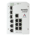 Switch niezarządzalny przemysłowy, Ethernet - 10-portowy (7 x 10/100 Base-TX + 3 x RJ45/SFP - 1000 Base-X) 2