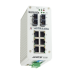 Switch niezarządzalny przemysłowy, Ethernet - 8-portowy (6 x 10/100 Base-TX + 2 złącza SC singlemode (100 Base-X) 1