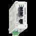 Konwerter światłowodowy Ethernet 1x RJ45, 1xSC, SingleMode, kompaktowy 2