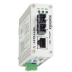 Konwerter światłowodowy Ethernet 1x RJ45, 1xSC, Multimode z podwyższoną rezystancją temperaturową 1