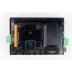 "Sterownik PLC z HMI XL7e - 7"", 24 DI (24 VDC), 16 DO (24 VDC), 2 AI (0-10V, 0-20mA); zasilanie 9-30VDC 1"