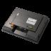 "Dotykowy panel operatorski Astraada HMI, matryca TFT 10,1"" (1024x600, 65k), RS232, RS422/485, 3x RS485, USB Client/Host, Ethernet, 30m gwarancji 2"