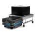 Moduł Shelf - Moduł do automatycznego zaczepiania wózka dla robota MiR100 i MiR200 0