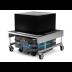 Moduł Shelf - Moduł do automatycznego zaczepiania wózka dla robota MiR100 i MiR200 1
