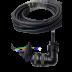 Wyprzedaż - Kabel zasilający 15m do silników 4.4…5.5kW, 400V z enkoderem absolutnym / inkrem. 1