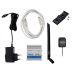 TRB245 - Gateway komórkowy 4G (LTE); Ethernet; 64MB RAM; DUAL SIM; SMS; IPSec; openVPN; możliwy montaż na szynie DIN 4