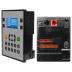 """Zestaw startowy z e-szkoleniem - Sterownik PLC z HMI X2 - 2.2"""", 12x DI (24V, 4 HSC 10 KHz), 12x DO (24V, 2 PWM 65KHz), 4x AI (4-20mA, 12 bit), 2x AO (4-20mA, 12 bit) 3"""