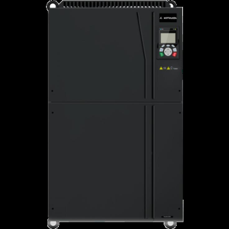 Falownik do silnika 132 kW wektorowy, STO, filtr EMC, panel LCD