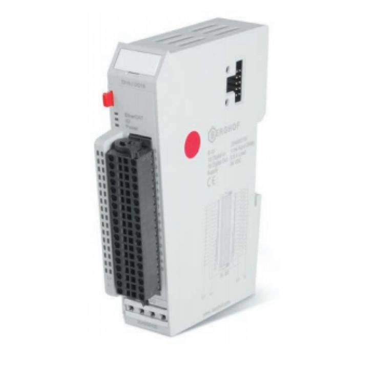 Astraada One Modular EC2000 - Moduł wejść/wyjść mieszany XR01: 8DI, 8DI lub DO, 4AI(22bit), 4AI lub AO(16bit) - konfigurowalne