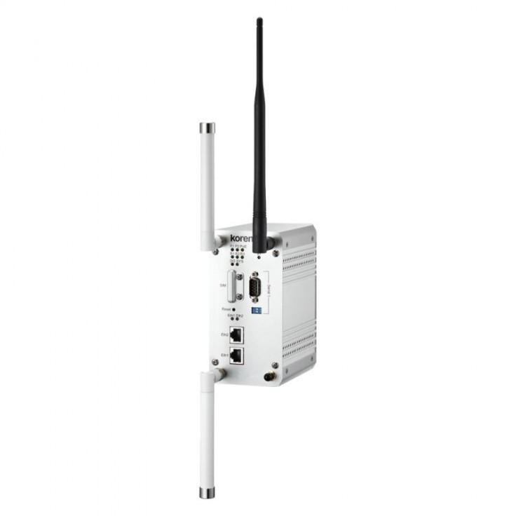 Wyprzedaż - Astraada NET - Gateway bezprzewodowy; UMTS/HSPA+, WiFi 802.11n, -40~70C, PoE, 2.4 + 5.4GHz