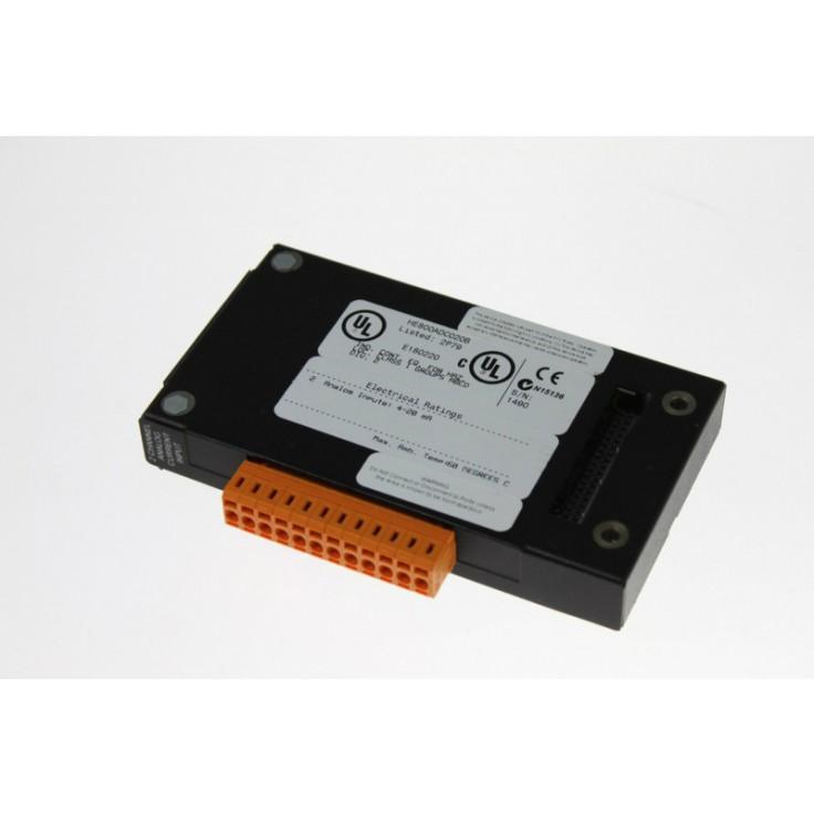 SmartStack - Moduł dla sterowników OCS; 2 wej. analogowe; prądowe (0-20mA; 4-20mA); rozdz. 12 bitów