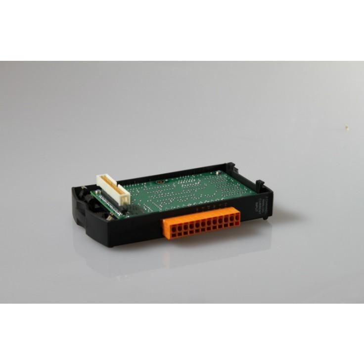 SmartStack - 2 wej. analogowe; prądowe (0-20mA; 4-20mA); rozdz. 12 bitów