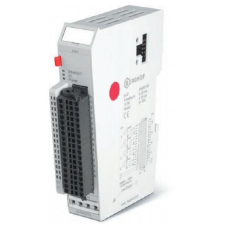 Astraada One Modular EC2000 - Moduł wejść analogowych: 8AI (0-10V/+-10V, 13 bit).
