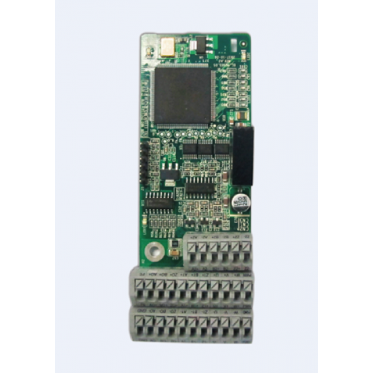 Moduł do podłączenia enkodera inkrementalnego 5V z obsługą sygnałów UVW do falowników DRV-28