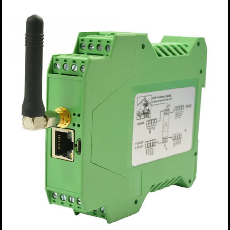 Astraada GSM; Router 4G (LTE); RS232; RS485; Ethernet; 32MB RAM; obsługa Python; Bash; SMS; Wbudowane obsługa IO; komend AT; IPSec; openVPN; montaż na szynie DIN