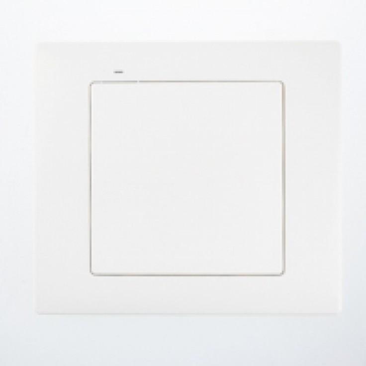 COMODIS - Bezprzewodowy naścienny przełącznik jednoklawiszowy