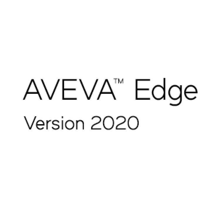 AVEVA Edge 2020 SCADA Runtime 4000 zmiennych
