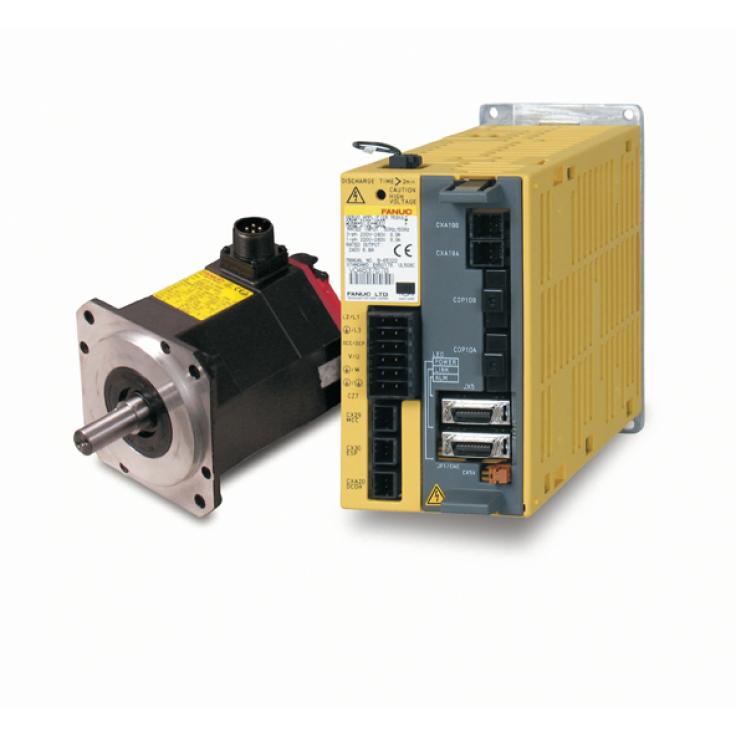PACMotion - Kabel zasilający silniki serii Alfa-is od 22Nm do 40Nm; HV; złącze proste; 4m