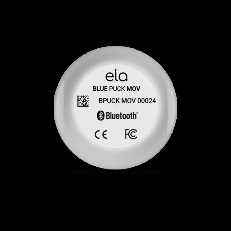 PRZEDSPRZEDAŻ - BLUE PUCK MOV  Bezprzewodowy czujnik ruchu i drgań w technologii BLE
