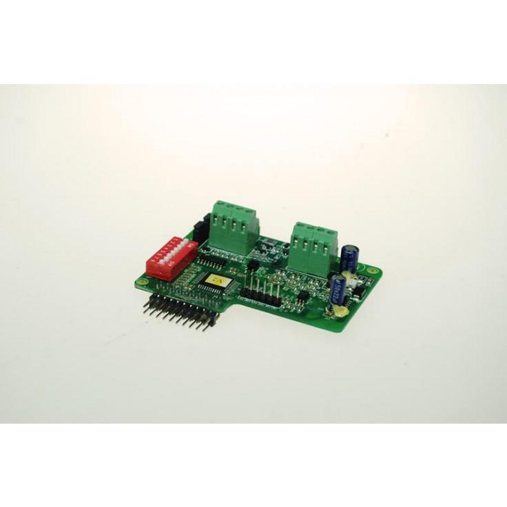 Karta rozszerzająca do podłączenia sygnału z enkodera