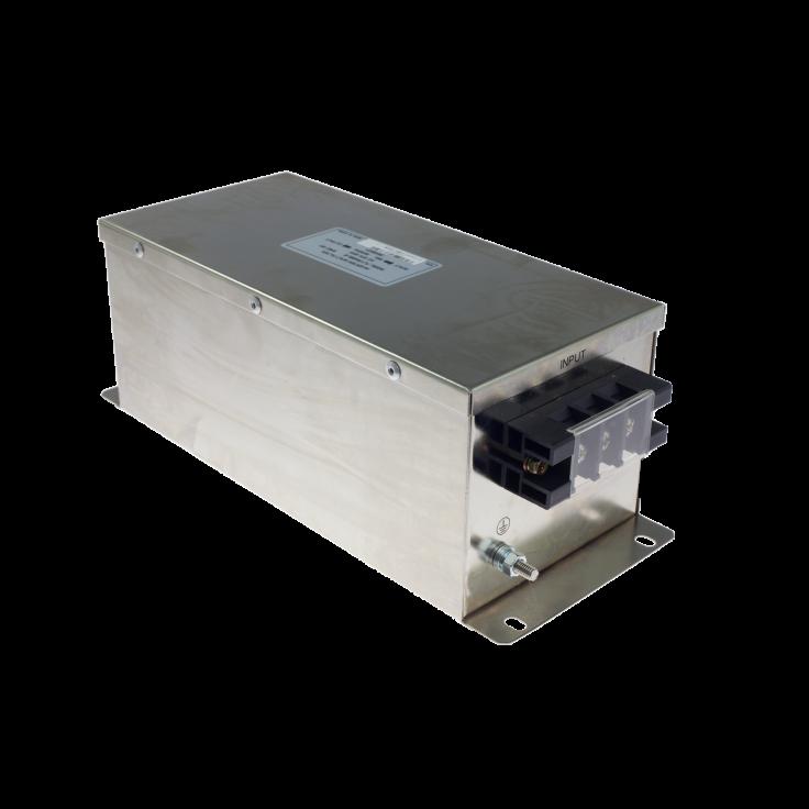 Filtr wejściowy klasy C2 do falownika 22/30 kW, zasilanie 3x400 V