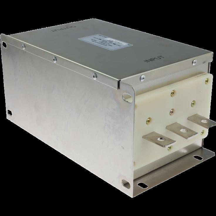 Filtr wejściowy klasy C2 do falownika 37/45/55 kW, zasilanie 3x400 V