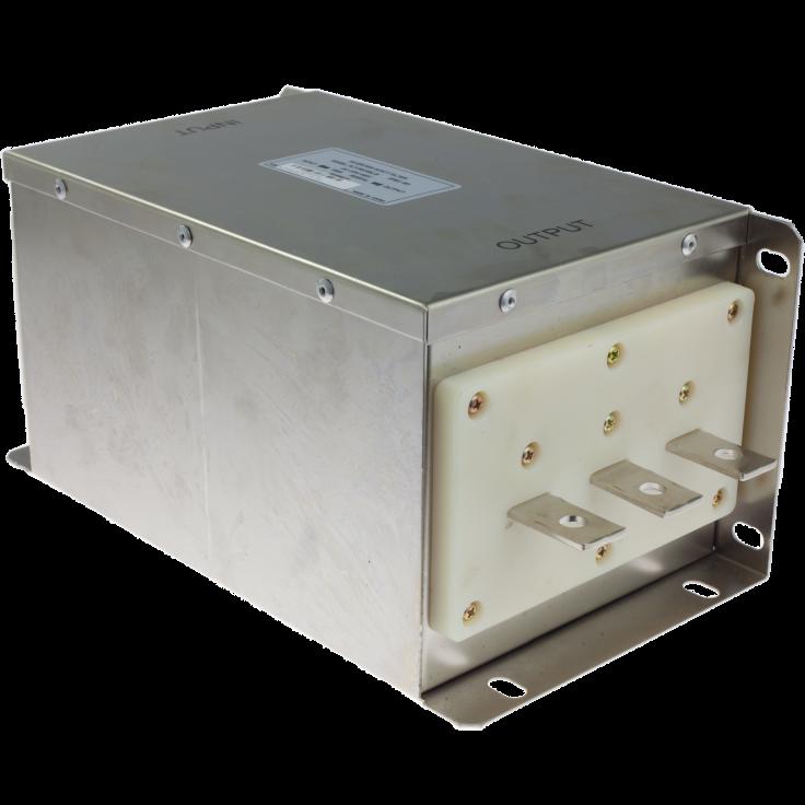 Filtr wyjściowy do falownika 90/110 kW, zasilanie 3x400 V