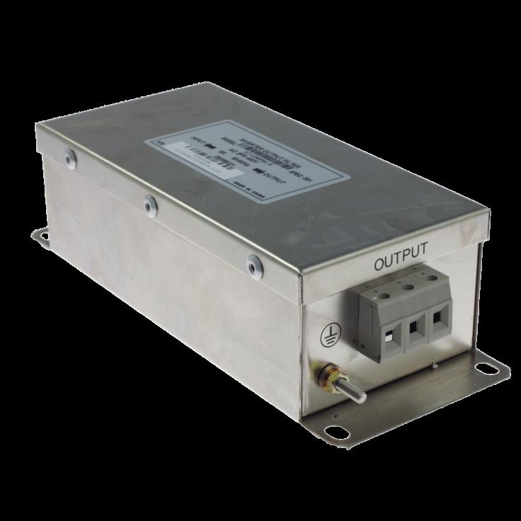 Filtr wyjściowy do falownika 0.75/1.5 kW, zasilanie 3x400 V