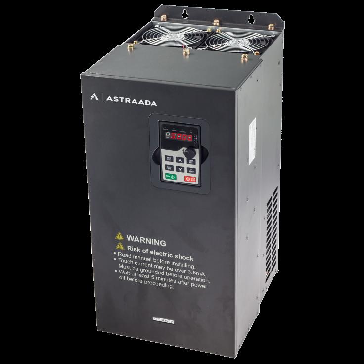 Falownik trójfazowy wektorowy 37 kW, filtr EMC