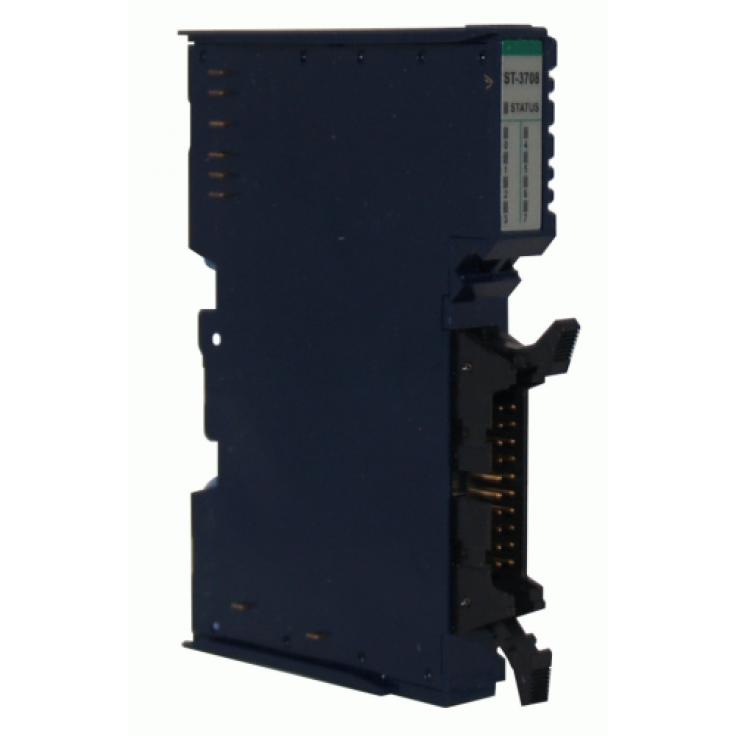 Moduł 4 wejść analogowych; termopara; złącze termoparowe; złącze 20 pinowe