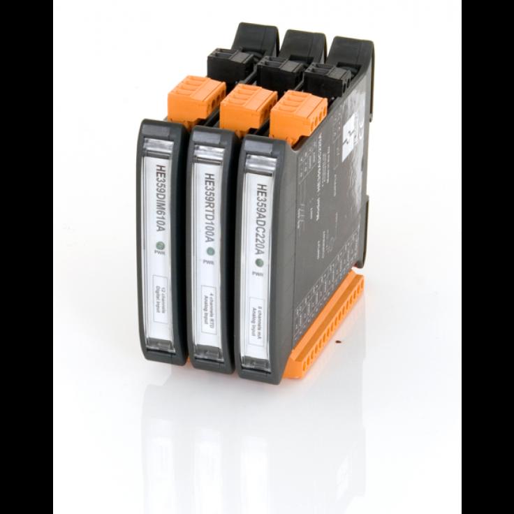 SmartMod; 4 wejścia analogowe prądowe; rozdzielczość 16 bitów; komunikacja Modbus RTU