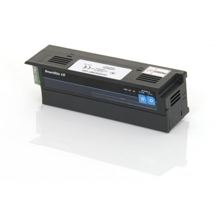SmartStix; 8 wejść analogowych (+/- 10V, 4-20mA); 4 wyjścia analogowe (+/- 10V, 4-20mA); CsCAN