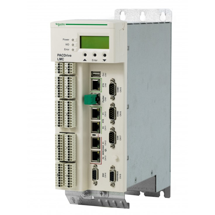 Kontroler  serii Pro LMC600 512MB RAM/FLASH; Intel Pentium M 2GHz; 99 osi;2xEth Gb; USB; USB-B; 2xSercos; 20xDI; 16xDO