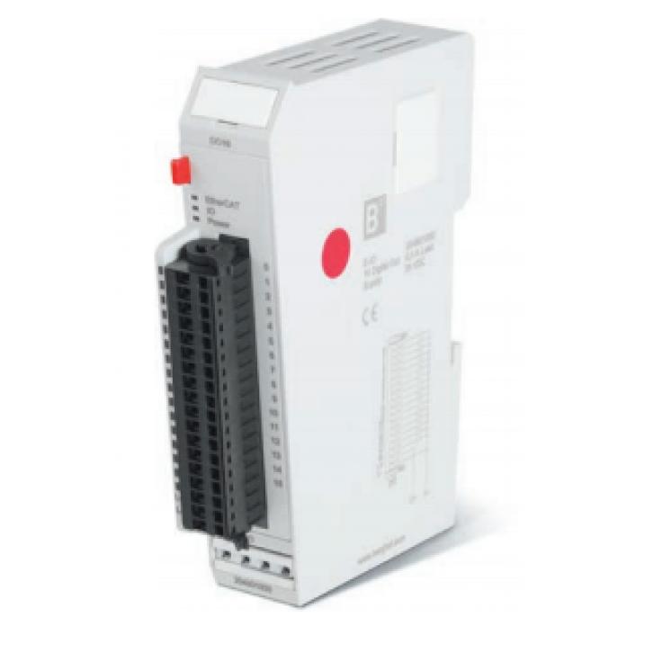 Astraada One EC2000 - Moduł wejść analogowych: 8AI (0-20mA/4-20mA, 12 bit)