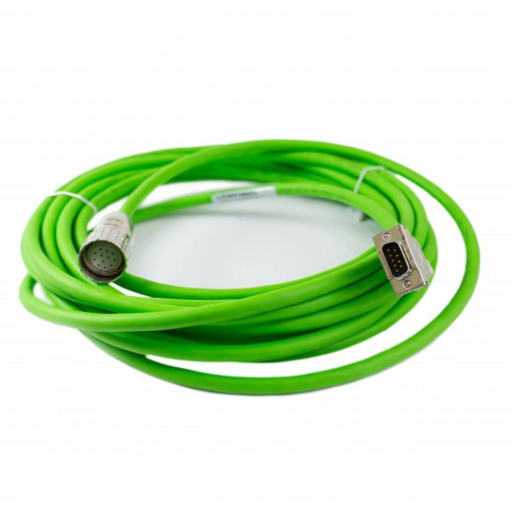 Kabel enkoderowy silnika SH/SH3 do serwowzmacniacza MC-4, długość 9 m
