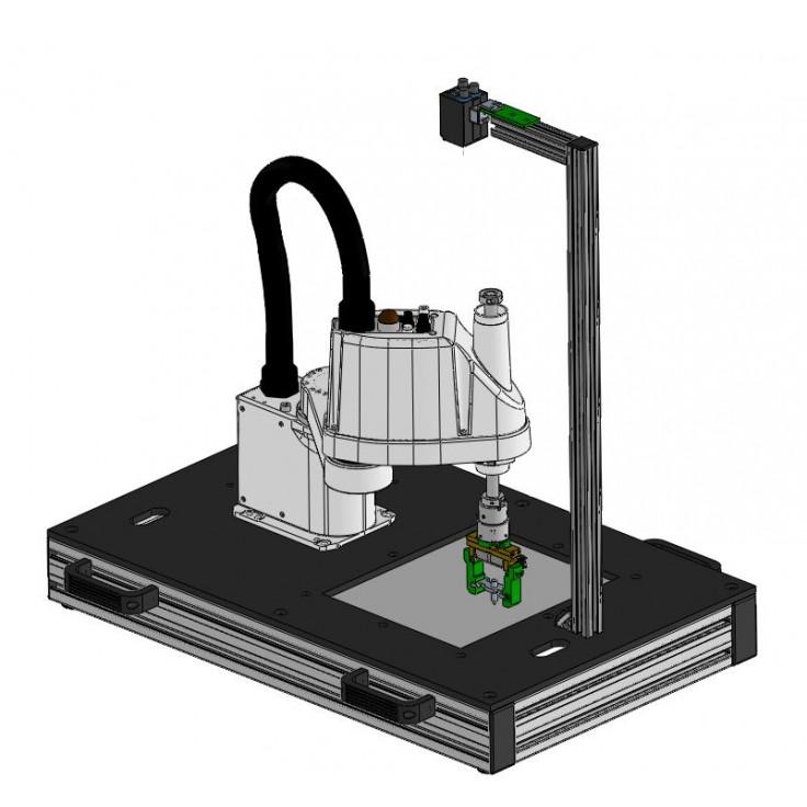Zestaw edukacyjny robota EPSON z systemem wizyjnym