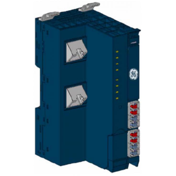RSTi-EP - interfejs komunikacyjny EtherCat; 2x RJ45; 1024B (input + output)