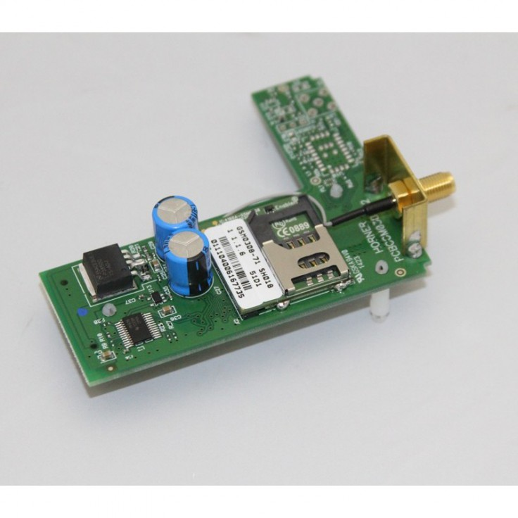 Opcjonalny moduł komunikacyjny sieci GSM do sterowników XLe, XLt, XL4e, XL6, XL7e