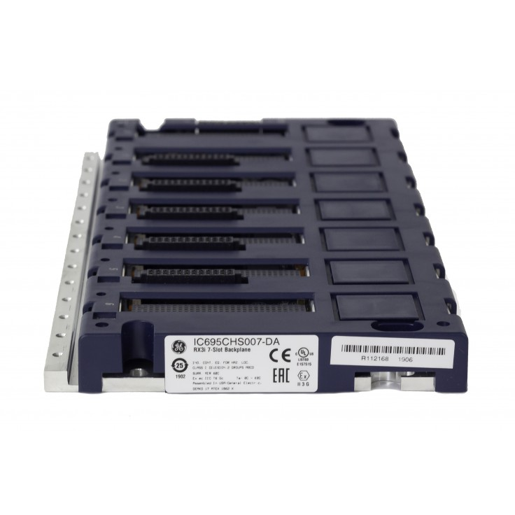 RX3i - Kaseta bazowa kontrolera RX3i; 7 gniazd