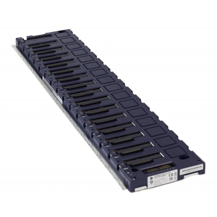 Kaseta bazowa kontrolera RX3i; 16 gniazd