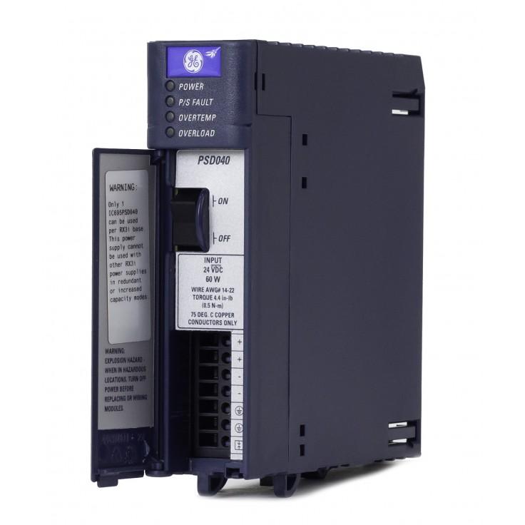 RX3i - Zasilacz do kasety bazowej RX3i 24 VDC; 40W